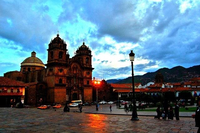 Dónde alojarse en Cusco - Centro Histórico