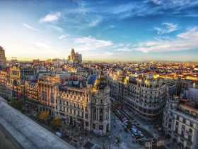 Las mejores zonas donde alojarse en Madrid, España