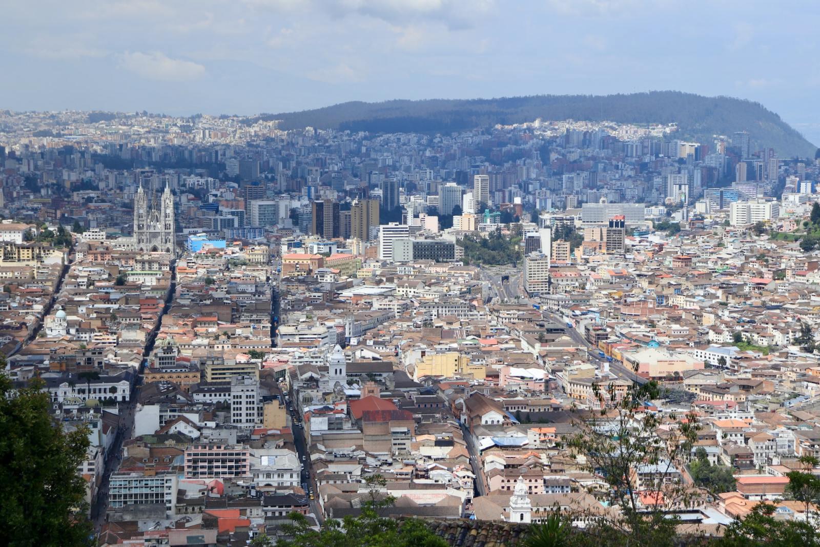 Las mejores zonas donde alojarse en Quito, Ecuador
