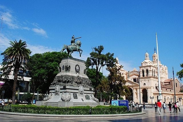 Mejores zonas donde alojarse en Córdoba - Centro