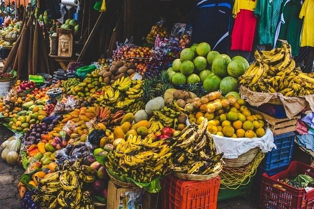 Mercado de La Floresta - Quito, Ecuador