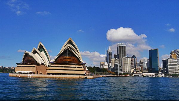 Sydney Opera House & the Central Business District (CBD) - Best areas to stay in Sydney