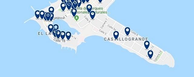 Alojamiento en El Laguito - Haz clic para ver todo el alojamiento disponible en esta zona