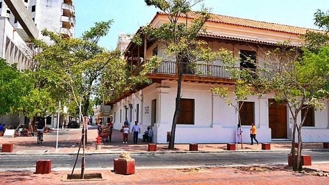 Centro Histórico - Dónde hospedarse en Santa Marta