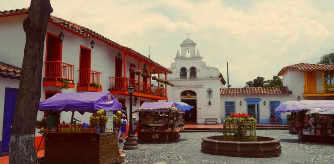 Dónde alojarse en Medellín, Colombia