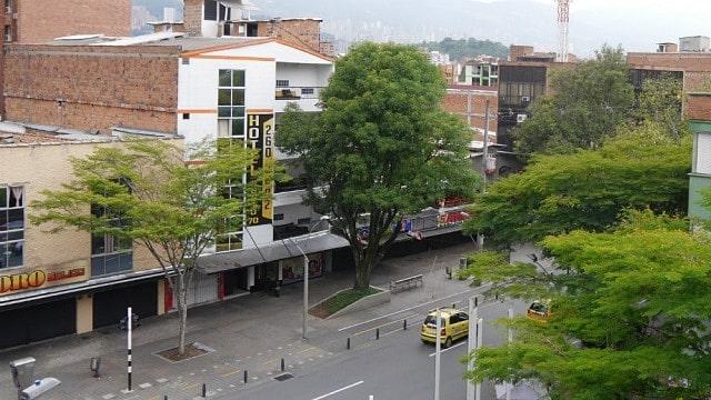 Mejor zona donde alojarse en Medellín - Laureles