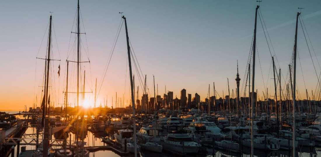 Mejores zonas donde alojarse en Auckland, Nueva Zelanda