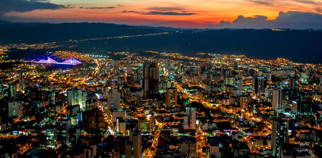 Mejores zonas donde alojarse en Bucaramanga, Colombia