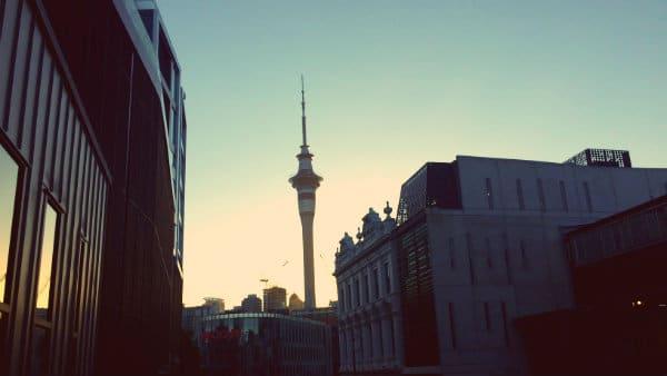 Sky Tower - CBD - Mejores zonas donde alojarse en Auckland