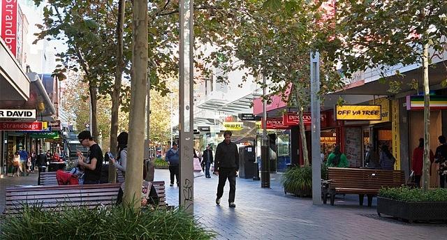 East Perth - Dónde dormir en Perth, Australia