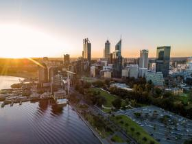 Las mejores zonas donde alojarse en Perth, Australia