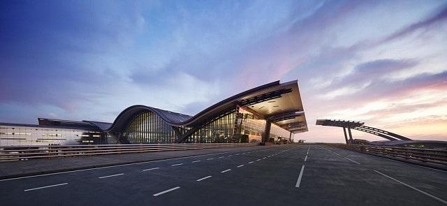 Mejor zona donde hospedarse en Doha gurante una escala - Cerca de Hamad Airport