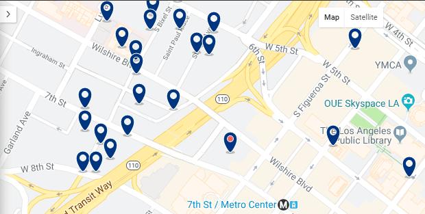 Alojamiento en Historic District y Downtown – Haz clic para ver todo el alojamiento disponible en esta zona