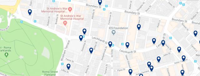Alojamiento en Spring Hills - Clica para ver todo el alojamiento en esta zona