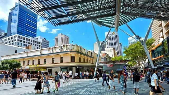 Dónde alojarse en Brisbane - CBD