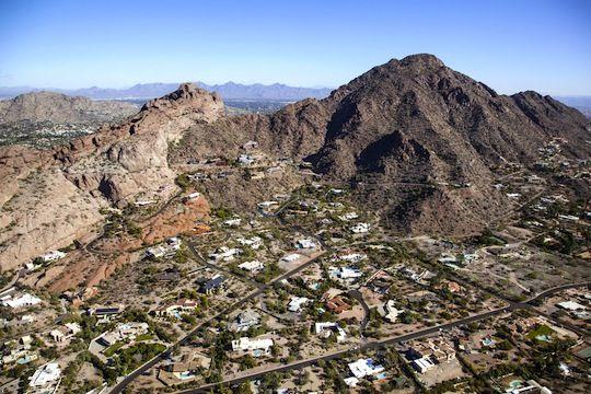 Dónde hospedarse en Phoenix - Camelback East