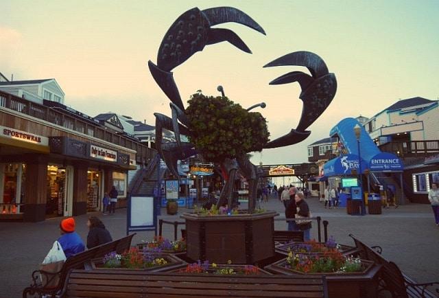 Fisherman's Wharf - Dónde alojarse en San Francisco