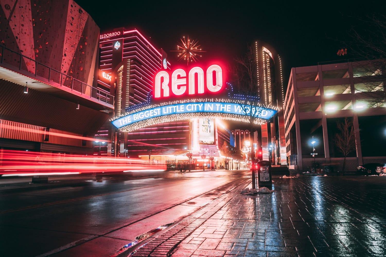 Las mejores zonas donde alojarse en Reno, Nevada