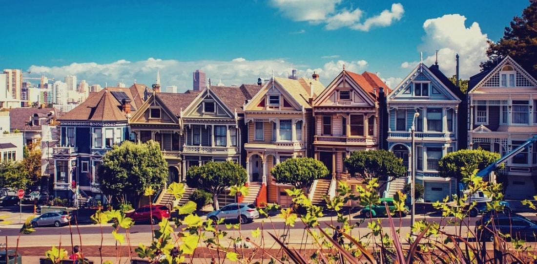 Las mejores zonas donde alojarse en San Francisco, California
