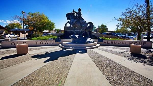 Dónde alojarse en Albuquerque- Plaza Vieja y New México Museum