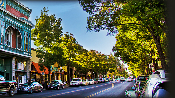 Best areas to stay in Napa Valley - St. Helena