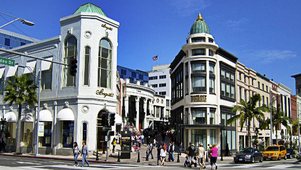 Best areas to stay in Los Angeles - Beverly Hills
