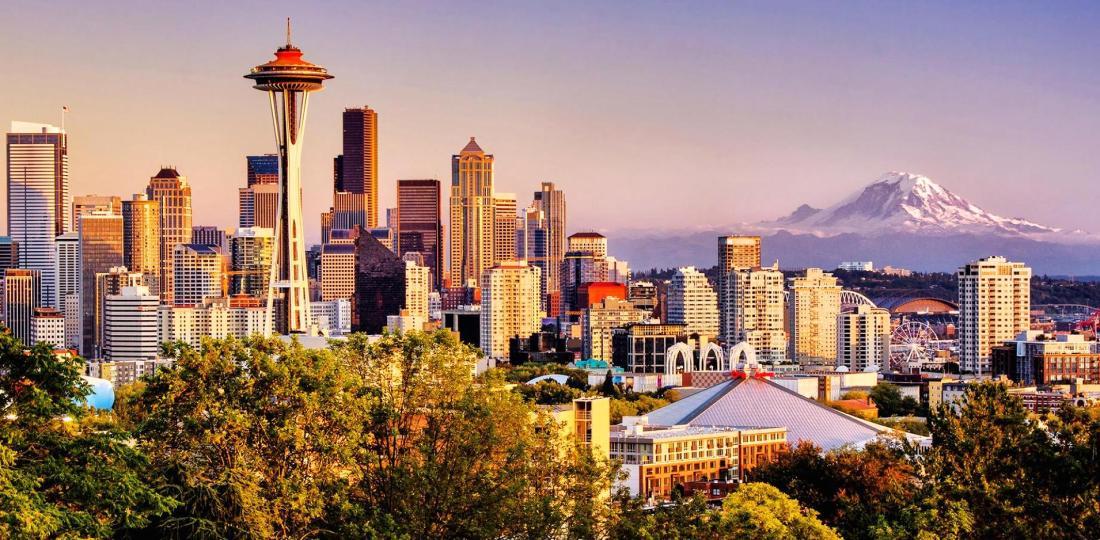Mejores zonas donde alojarse en Seattle, Washington