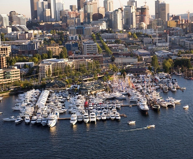 Best areas to stay in Seattle - South Lake Union