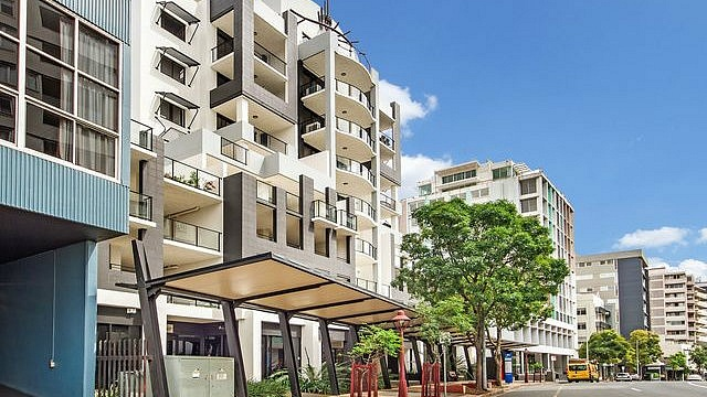 Spring Hills - Where to stay in Brisbane