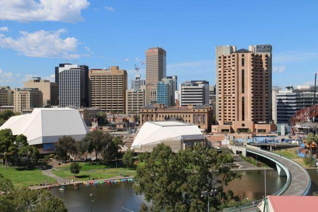 Dónde alojarse en Adelaide - CBD