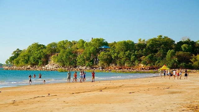 Best areas to stay in Darwin, Australia - Mindil Beach