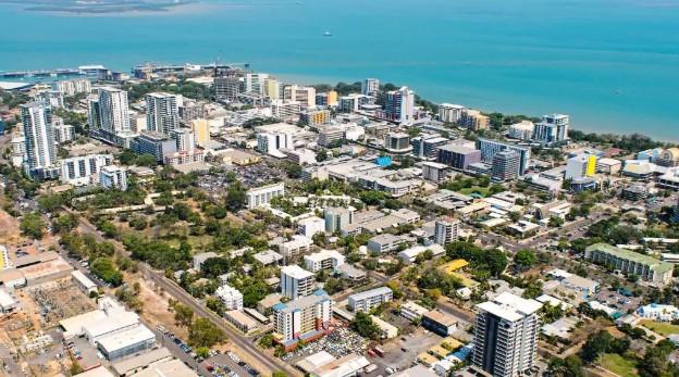 Dónde alojarse en Darwin - Central Business District