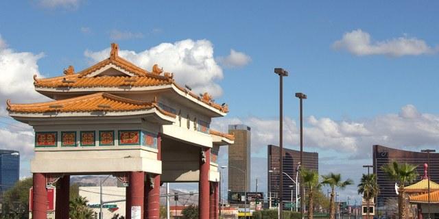 Dónde alojarse en Las Vegas - West of Las Vegas Strip