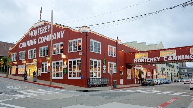 Dónde alojarse en Monterrey, California - Cannery Row