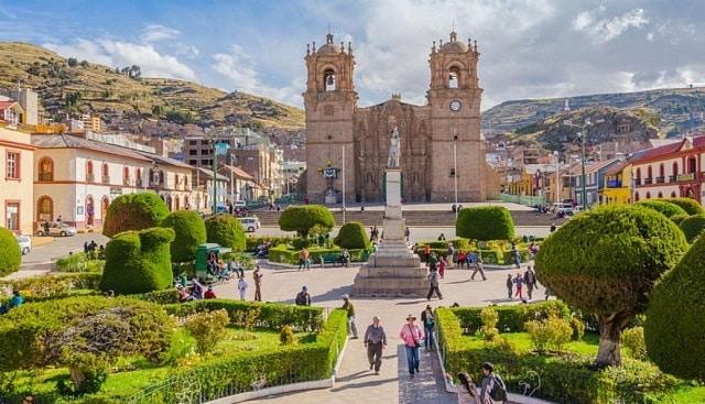 Dónde alojarse en Puno, Perú - Centro Histórico