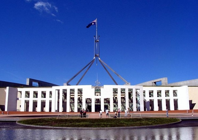 Where to stay in Canberra - Near the Parliament House
