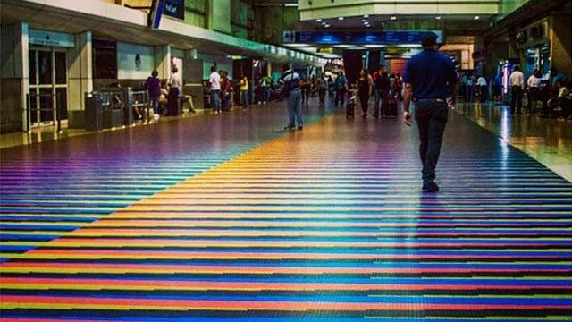 Dónde dormir en Caracas - Aeropuerto de Maiquetía