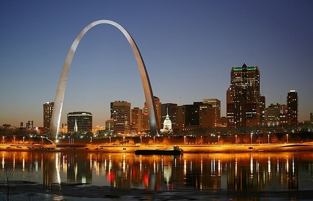 Best areas to stay in St. Louis - Downtown