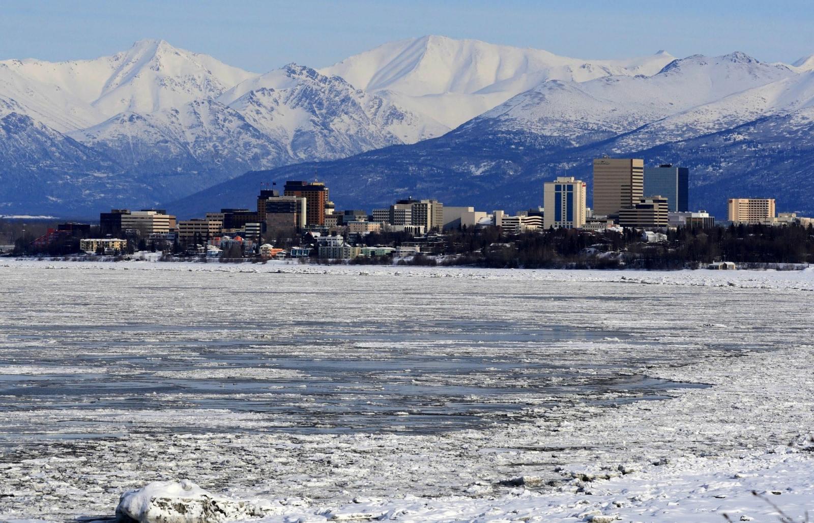 Las mejores zonas donde alojarse en Anchorage, Alaska
