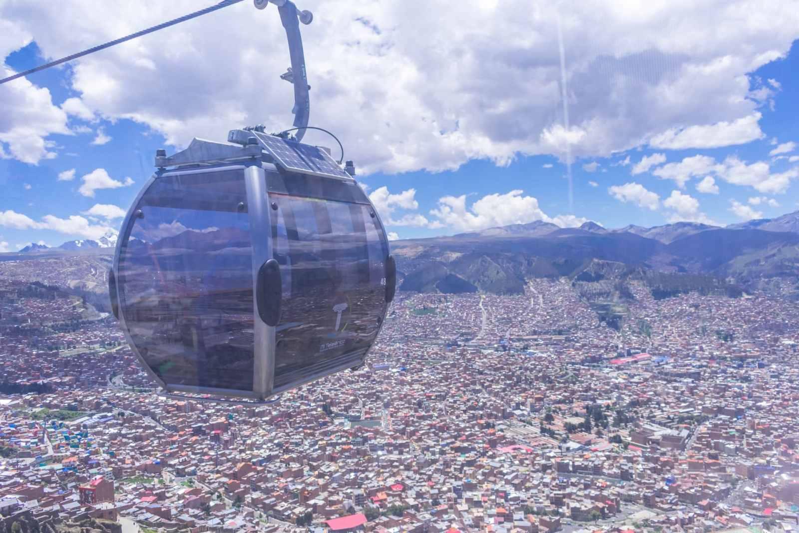 Las mejores zonas donde alojarse en La Paz, Bolivia