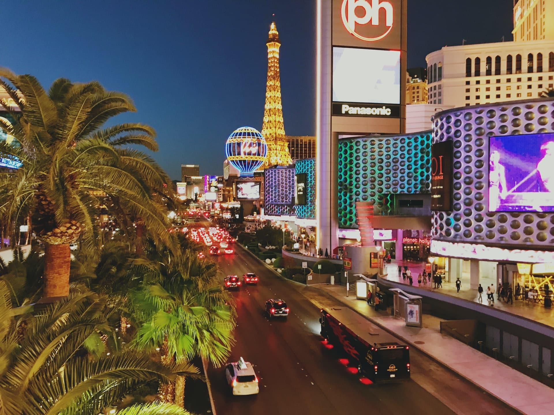 Dónde Alojarse En Las Vegas Nevada Mejores Zonas