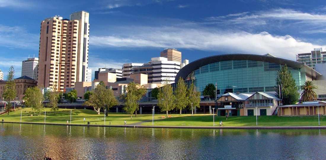 Mejores zonas donde alojarse en Adelaide, Australia