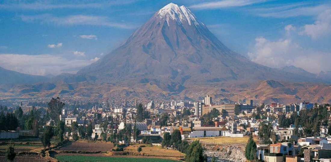 Mejores zonas donde alojarse en Arequipa, Perú