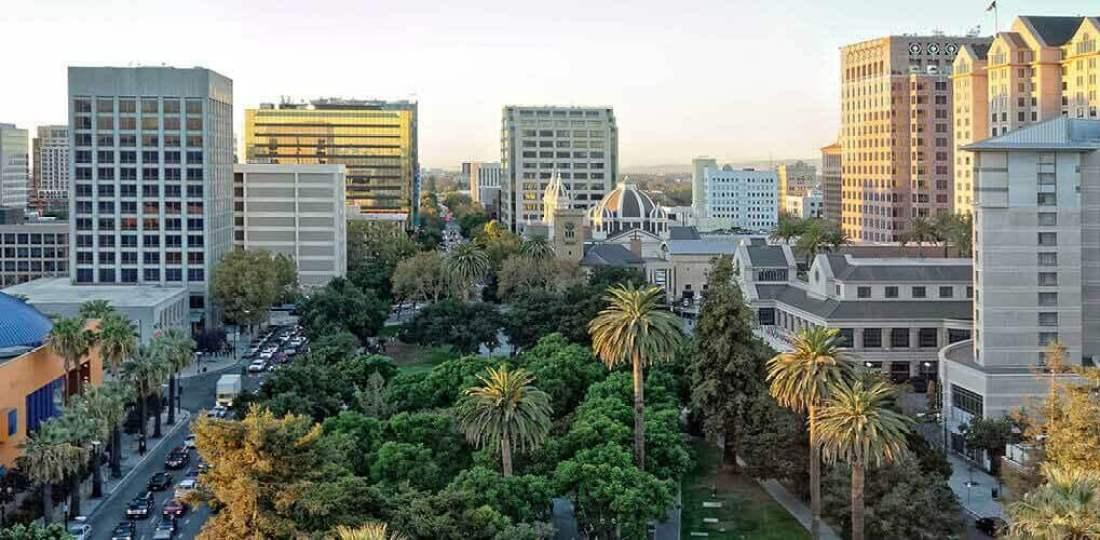Mejores zonas donde alojarse en San Jose & Silicon Valley, California