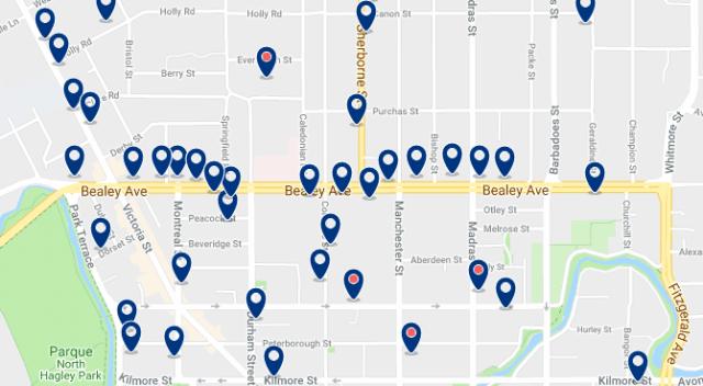 Alojamiento en Marivale – Haz clic para ver todo el alojamiento disponible en esta zona