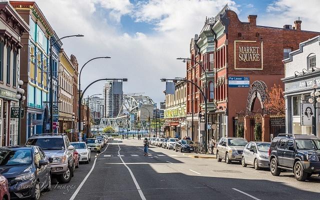 Dónde alojarse en Victoria, BC - Downtown