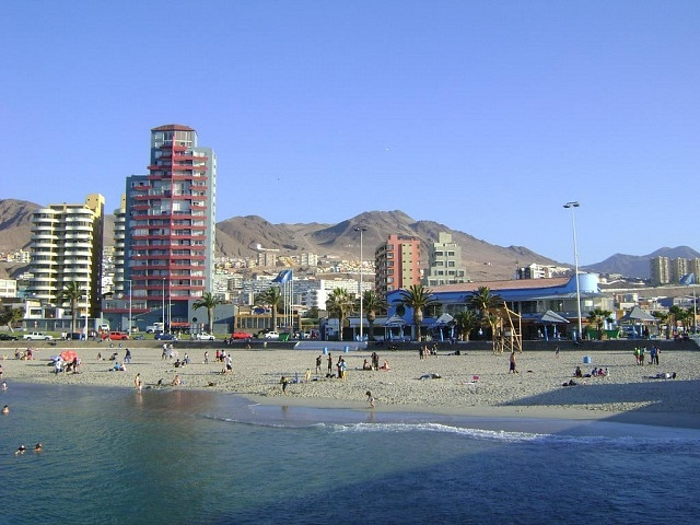 Dónde dormir en Antofagasta - Sur de Antofagasta