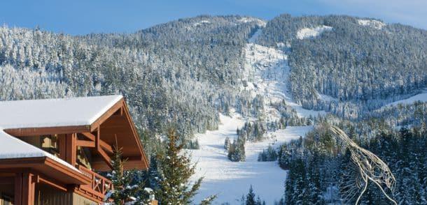 Dónde alojarse en Whistler BC - Creekside