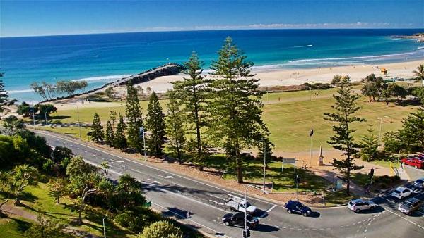 Dónde alojarse en Gold Coast - Mermaid Beach