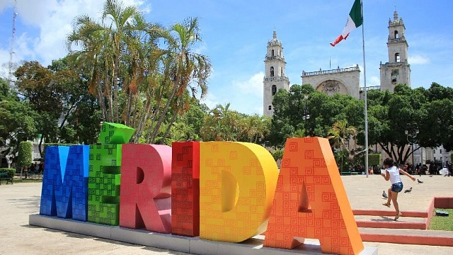 Where to stay in Merida, Mexico - City Center